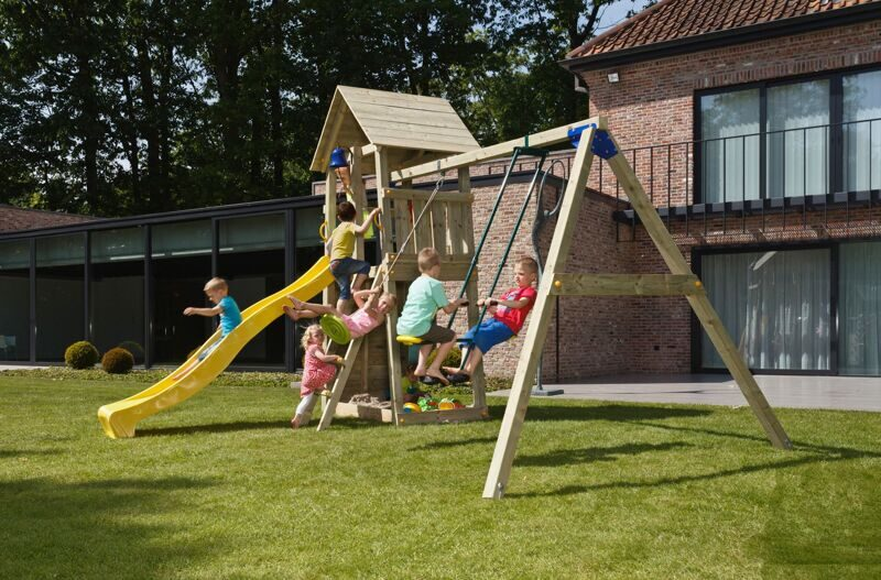 belvedere_blue_rabbit_playtower_swing_wood_duoseat